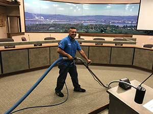 Commercial carpet cleaning in Vancouver WA